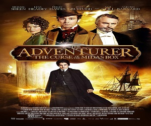 فلم The Adventurer The Curse of the Midas Box 2014 مترجم
