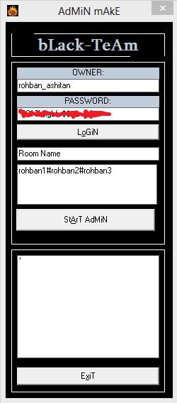 Fast Admin Maker V1 BlackTeam 234990774