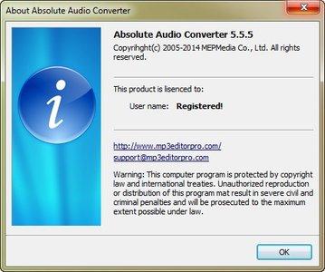 Mepmedia Absolute Audio Converter 5.5.5 اقوى محول للصوتيات,بوابة 2013 402896808.jpeg