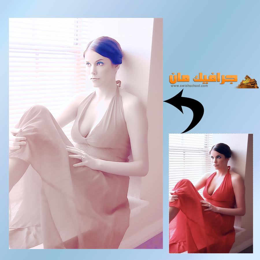 كولكشن اكشنات تاثيرات لونية خفيفة وناعمة للمصورين والمصممين , مجموعة بــ 8 اكشن