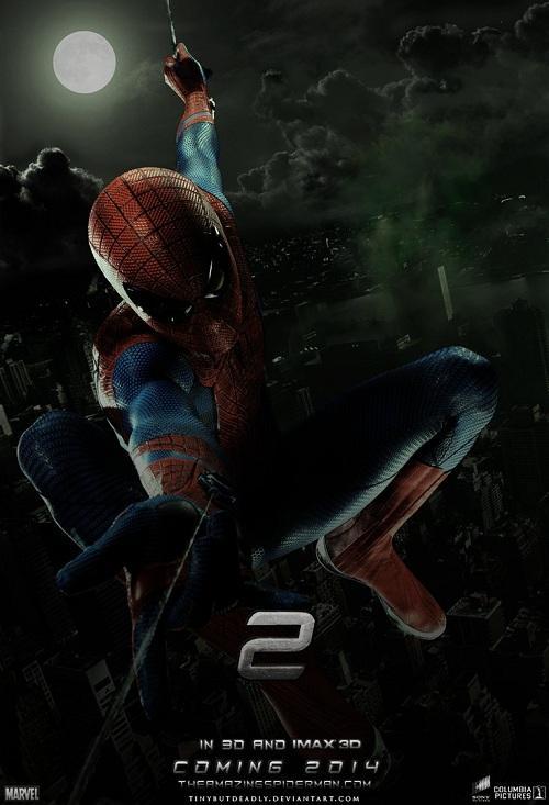 بوسترات العنكبوت amazing spider-man 741072574.jpg