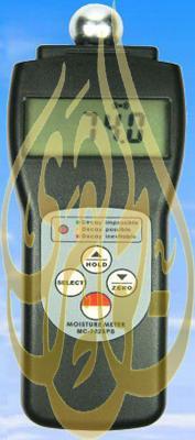 جهاز قياس رطوبة بالات البرسيم