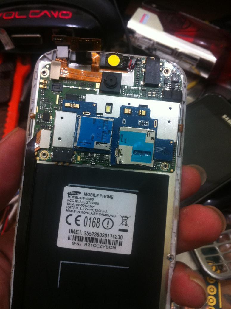 Gratis Samsung S4 I9500 Firmware Free - Backstage