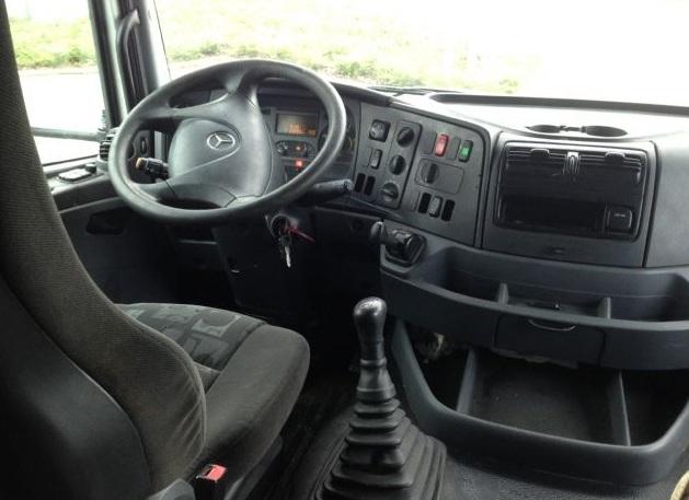 للبيع شاحنة مرسيدس اكسور1840 موديل