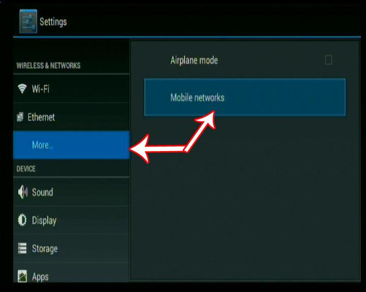 حصريا شرح تشغيل فلاشة 3G على الموديل PanSat Like Android 655734070