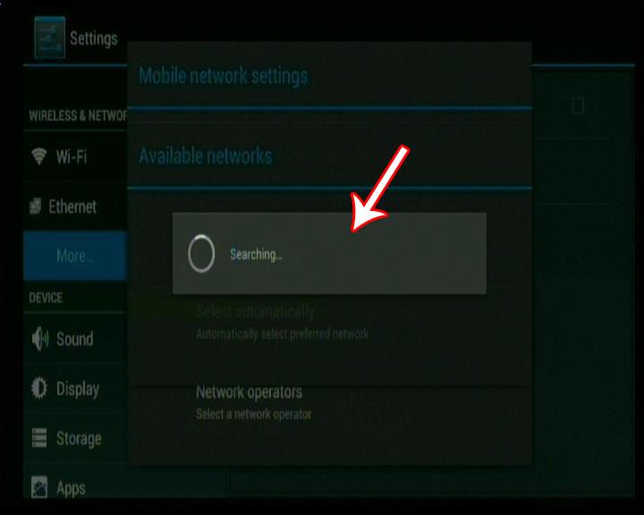 حصريا شرح تشغيل فلاشة 3G على الموديل PanSat Like Android 749679507