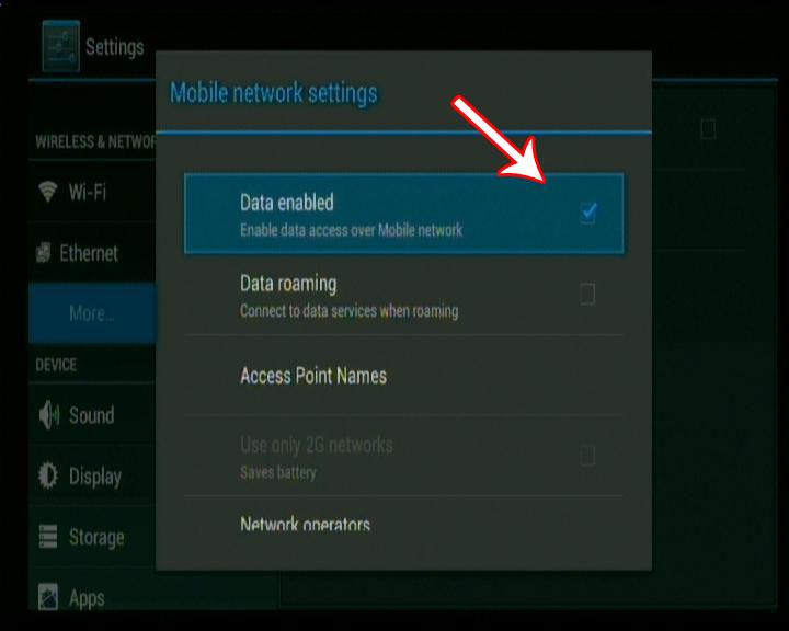 حصريا شرح تشغيل فلاشة 3G على الموديل PanSat Like Android 791775038