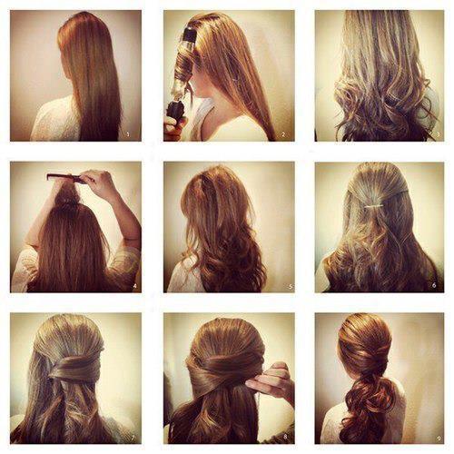 تسريحات شعر سهلة وسريعة 283935675.jpg