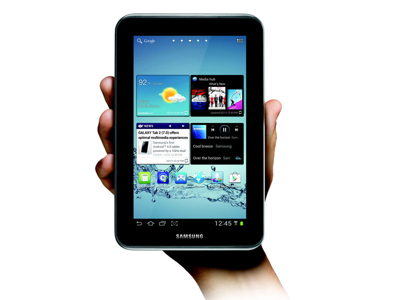 tablette samsung galaxy tab 2 mini