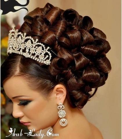 احدث تشكيلة من تسريحات ومكياج العرائس 2014 498180740.jpg