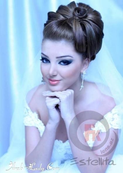 احدث تشكيلة من تسريحات ومكياج العرائس 2014 913892666.jpg