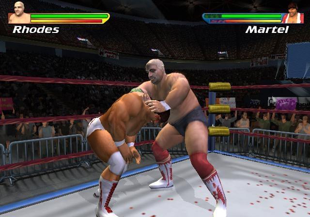 تحميل لعبة المصارعة الرائعة Showdown - Legends of Wrestling علي أكثر من سيرفر بحجم 2.3 GB 644379352