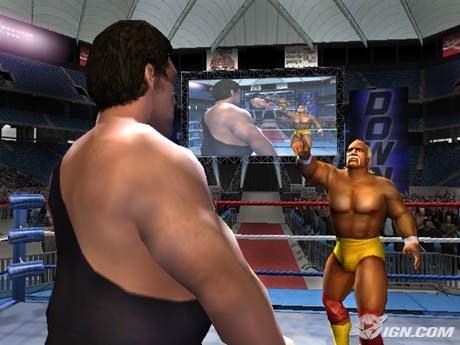 تحميل لعبة المصارعة الرائعة Showdown - Legends of Wrestling علي أكثر من سيرفر بحجم 2.3 GB 913374366