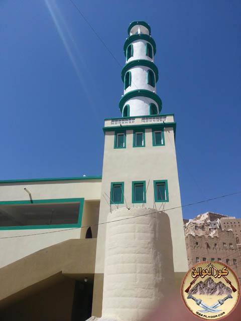مسجد الجامع قرية يشبم اللمسات