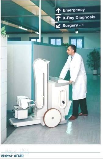 جهاز أشعة طبى موبايل اكس راى 300 مل (مستعمل وبسعر جيد) 201994379