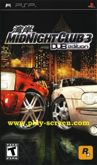 Midnight Club 3 - PSP