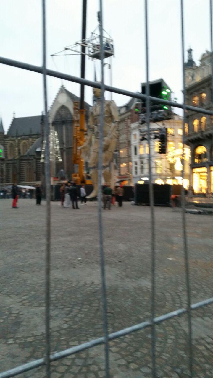 رحلتي إلى امستردام ..باريس ..تركيا