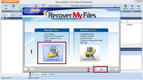recovery my files v5 crack скачать