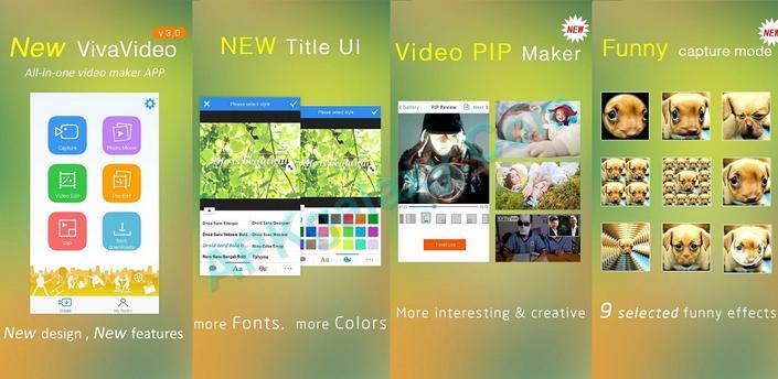 ������� ������ VivaVideo Pro: Video Editor ���� ������ ����� ��������