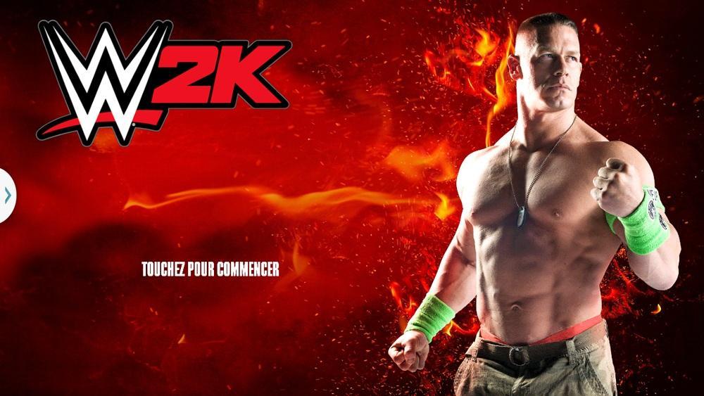اللعبة الرهيبة WWE 2K تحميل تورنت 2 arabp2p.com