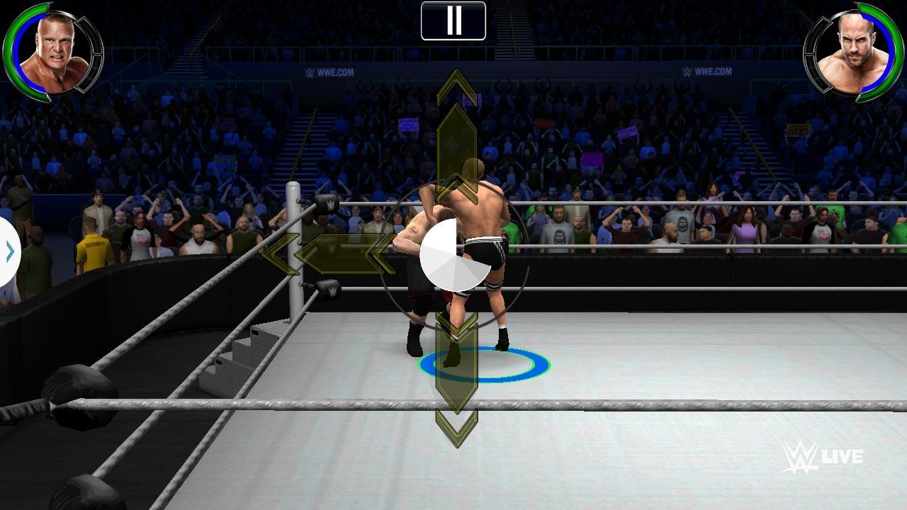 اللعبة الرهيبة WWE 2K تحميل تورنت 8 arabp2p.com