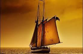 خير المراكب في البحرِ صبْرُ