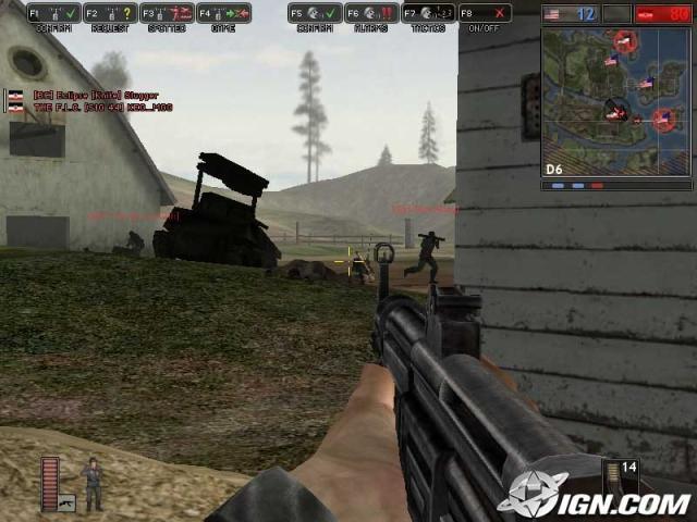 ������ Battlefield mechanics ������