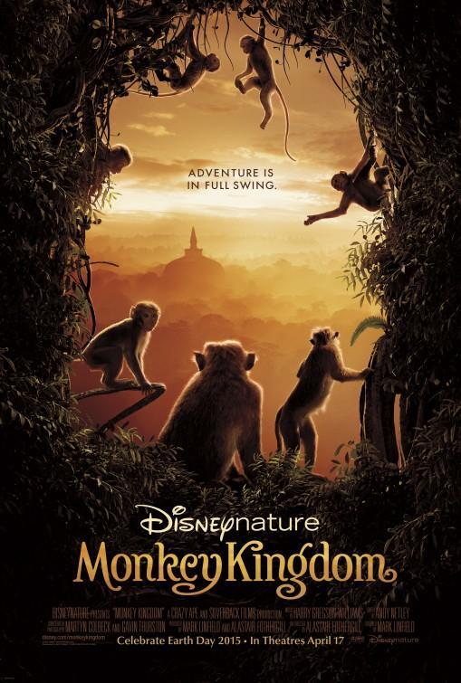 الفيلم الوثائقي Monkey Kingdom 2015