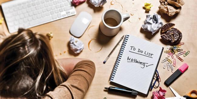 عادات سيئة تحول بينك وبين النجاح