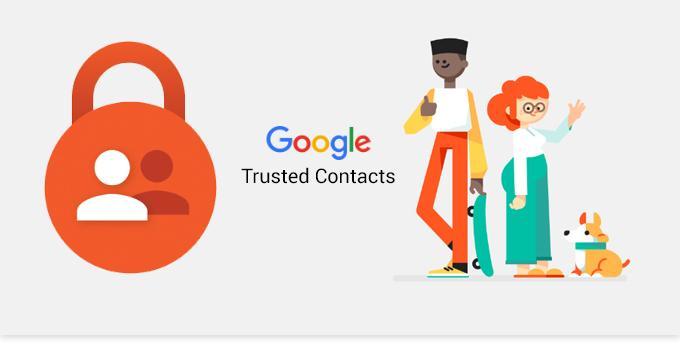 تطبيق TRUSED CONTACTS من جوجل للسلامة الذاتية