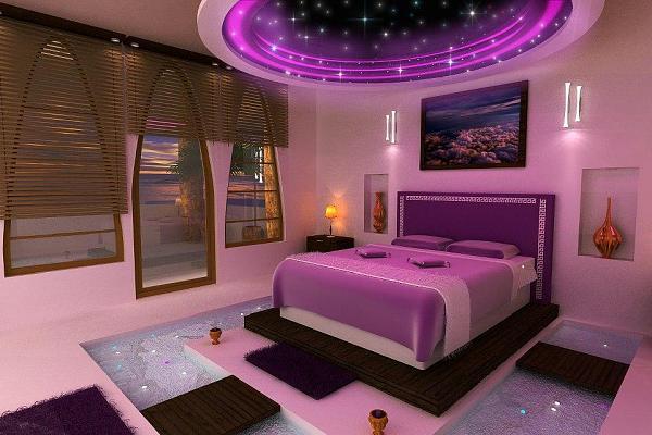 تصميم غرفة نومك بشكل انيق يحدد طبيعة شخصيتك