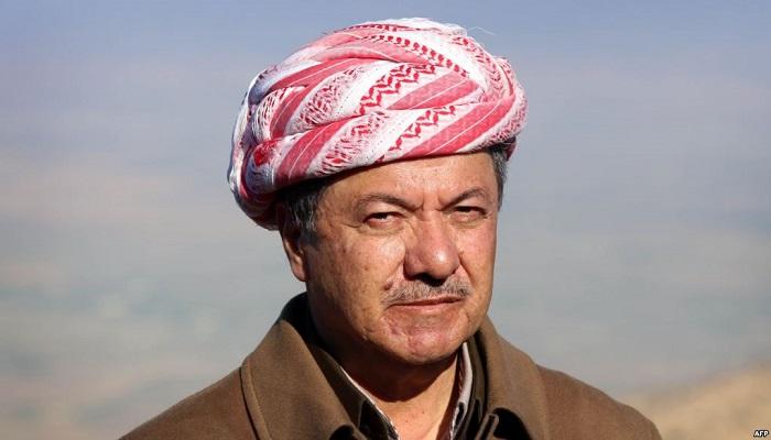 رئيس إقليم كوردستان : الحكومة العراقية في بغداد رفضت الشراكة مع الكورد