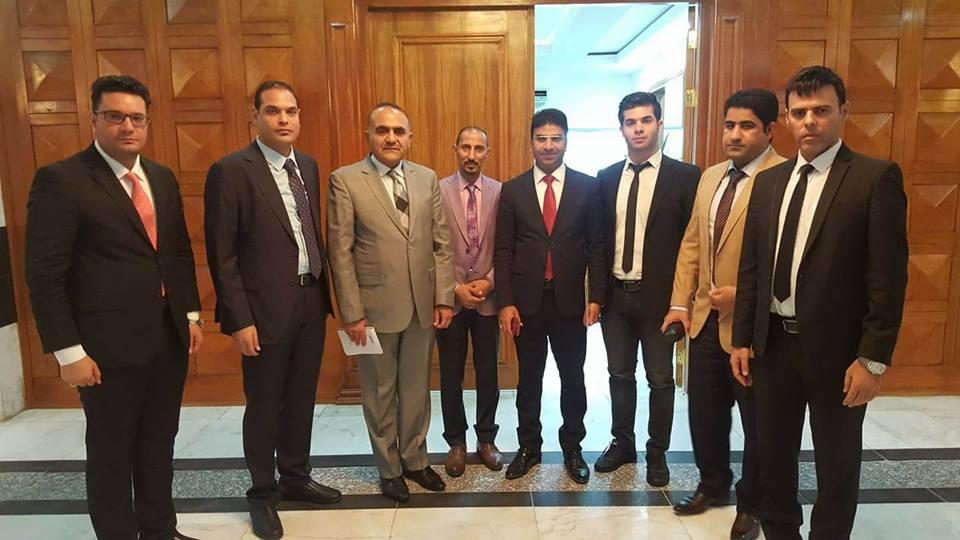 القضاء الأعلى يحصر تبليغ الصحفيين بالدعاوي المقامة ضدهم بنقابة الصحفيين العراقيين