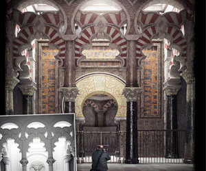 Making of THE MOSQUE (CORDOBA, SPAIN)