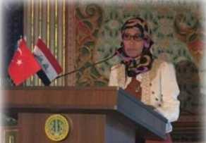 د. نادية هناوي تلقي محاضرتين عن ابن سينا والرواية العراقية