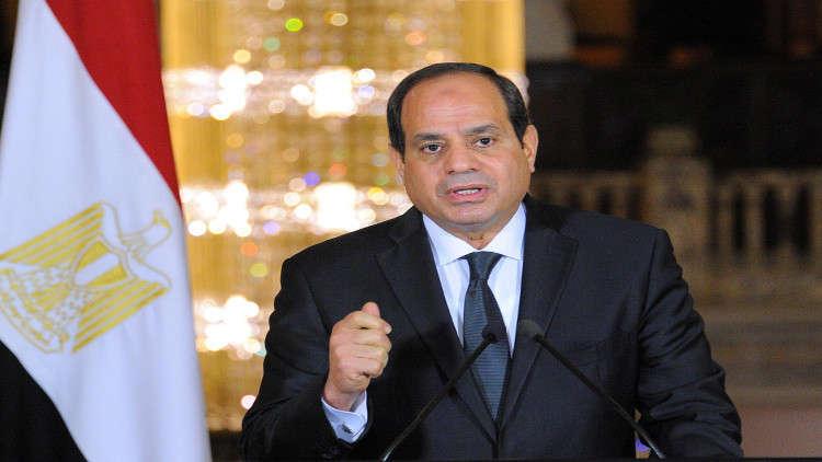 السيسي: مياه النيل مسألة حياة أو موت ولا مساس بحصة مصر