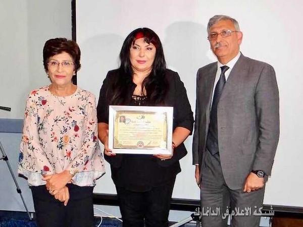 منتدى الجامعيين العراقي يحتفي بنخبة من المثقفين بشهادة الدكتوراه الفخرية