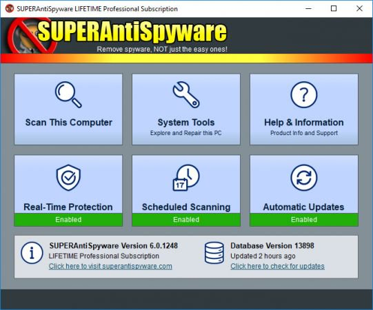 عملاق كشف وازالة ملفات التجسس  SUPERAntiSpyware 930299343.jpg