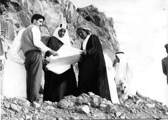 صور نادرة لملوك وأمراء السعودية ومعلومة عن معاهدة العقير بين السعودية والعراق والكويت