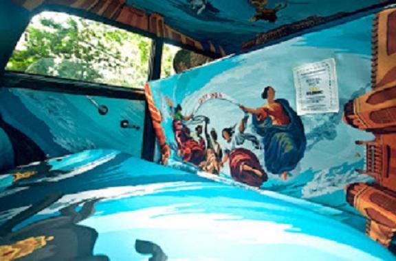 سيارات اجرة في الهند تتحول 424492004.jpg