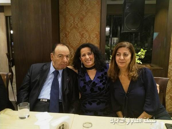 """حفل تكريم الفنان القدير صباح فخري على مسرح الأونيسكو""""بيروت"""