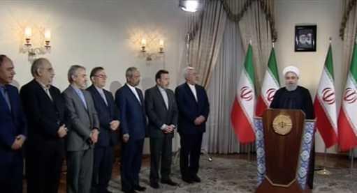 روحاني: أصدرت تعليمات لوكالة الطاقة الذرية الإيرانية للقيام بما هو ضروري