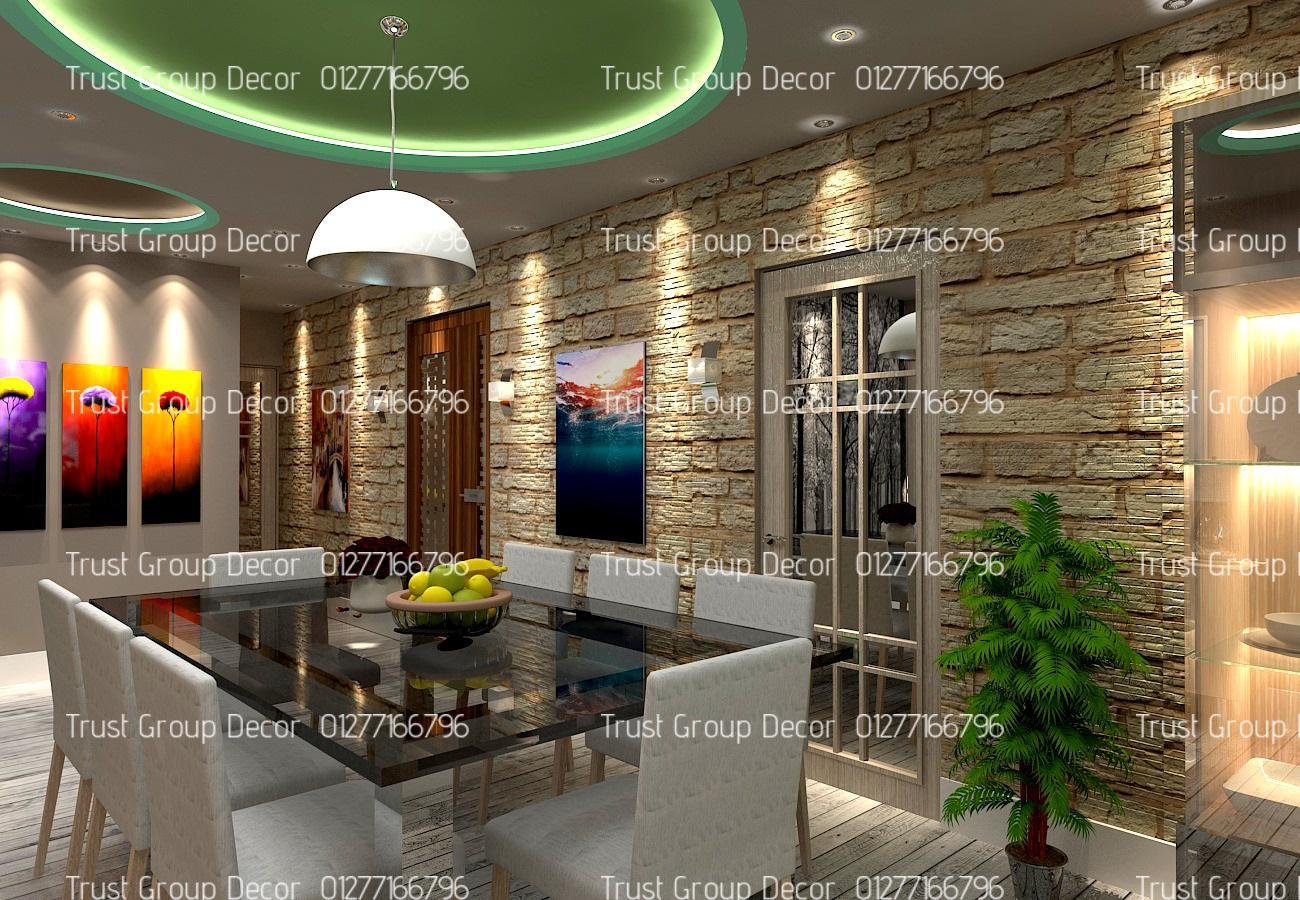 مكاتب ديكور – افضل سعر تشطيبات  01275757094 509864643