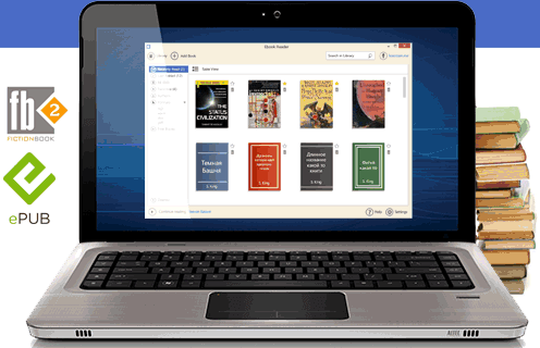 Icecream Ebook Reader Pro 5.19