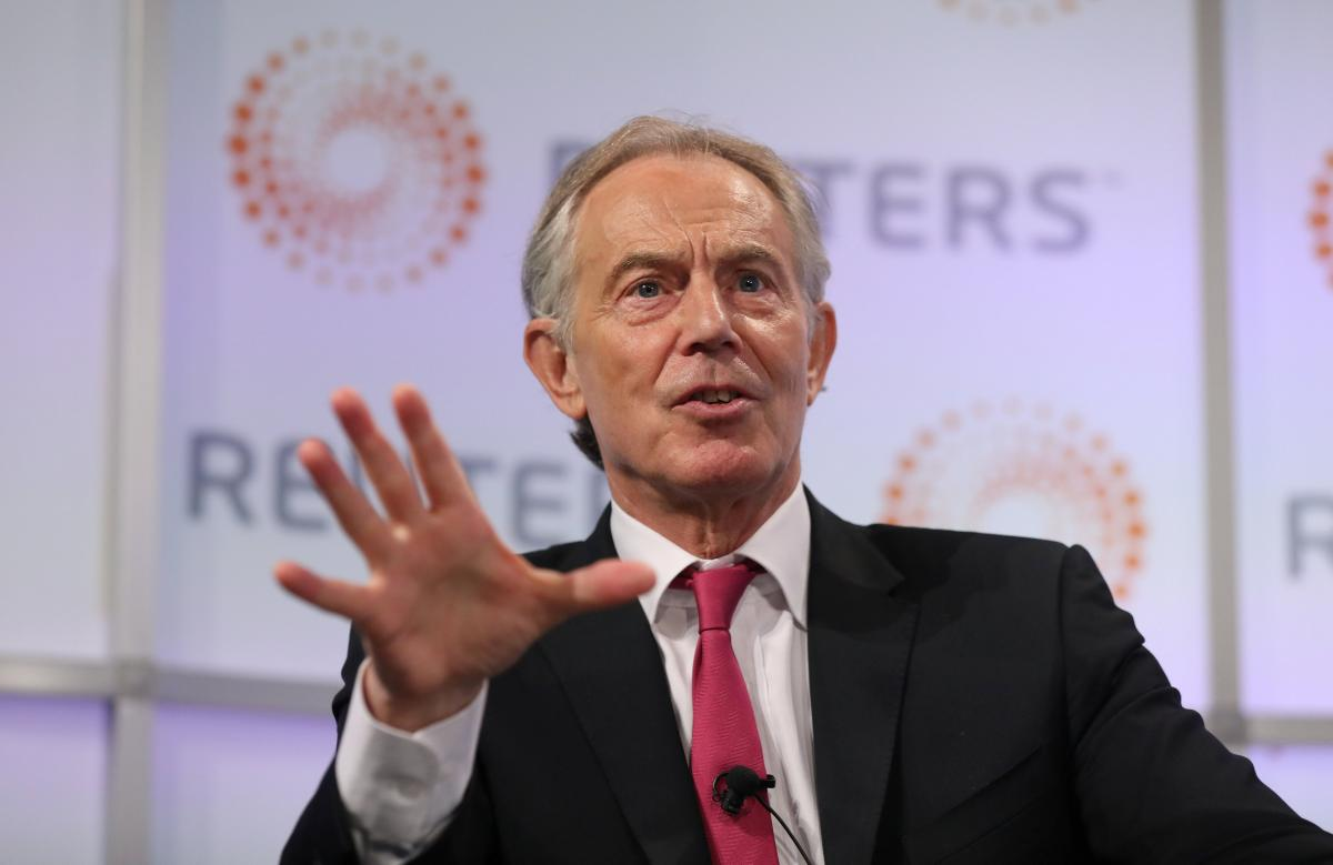 Tony Blair warns Brexit will cause long lasting pain for Britain's economy