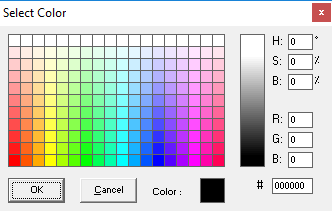 أفضل أدوات Color Picker لمشروعات الفجوال بيسك 6 165728192