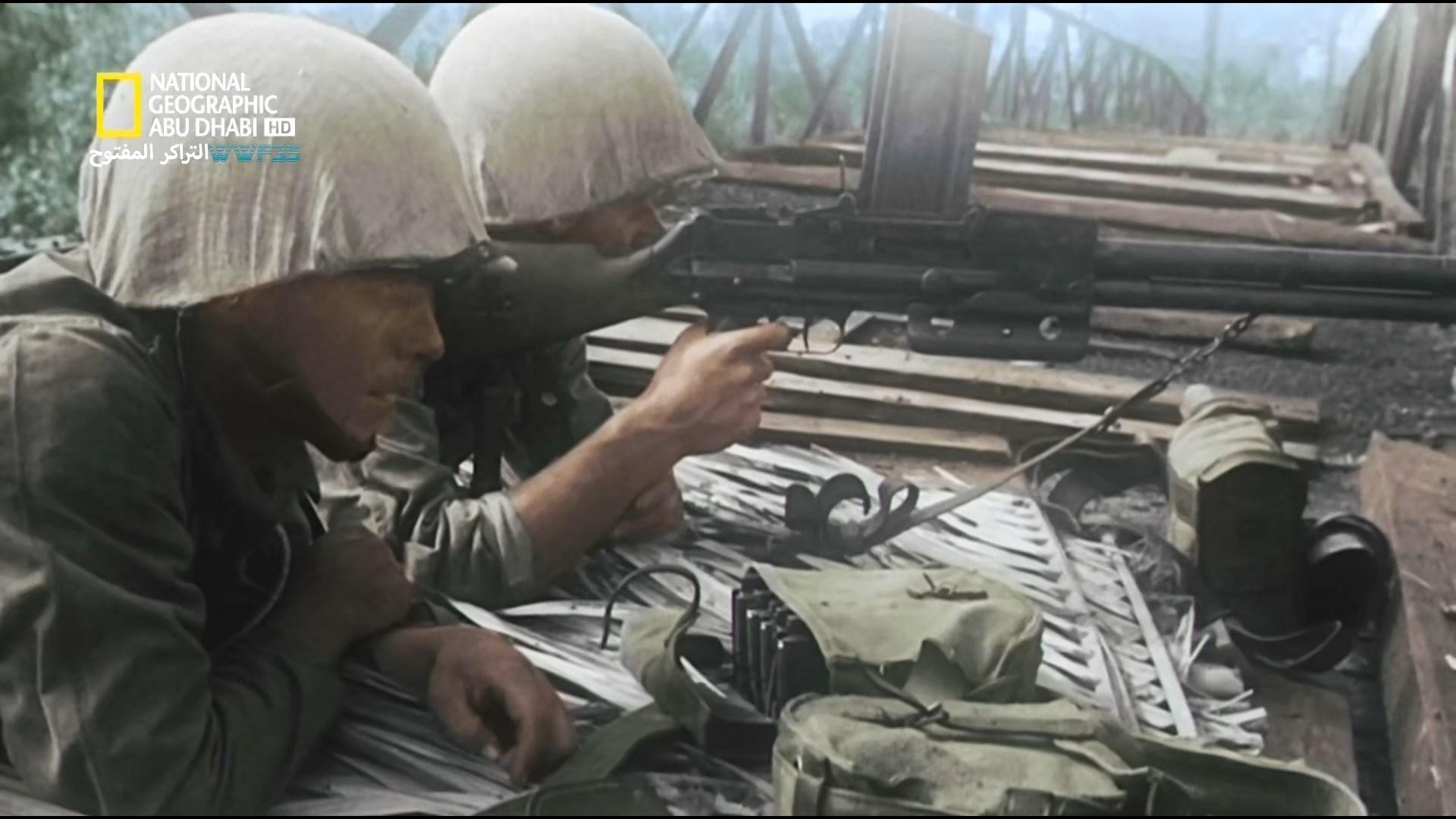 الحلقة الأولى نهاية العالم: حرب العوالم {1991-1945}APOCALYPSE: WAR OF WORLDS [مدبلج] [1080p] تحميل تورنت 4 arabp2p.com