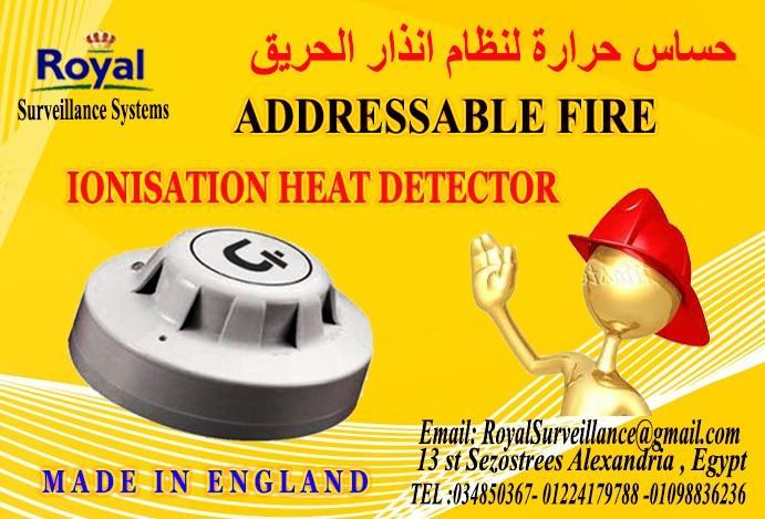 كاشف حرارة الحريق Addressable للمشروعات 793701239